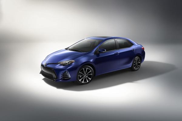 2017 Toyota Corolla XSE © Toyota Motor Corporation