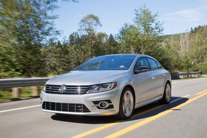 2017 Volkswagen CC Review