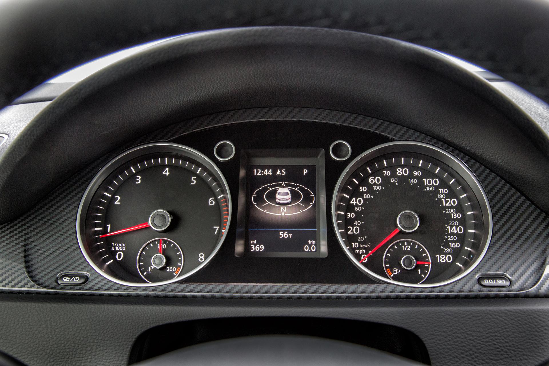 2017 Volkswagen CC © Volkswagen AG