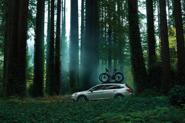 Subaru Outback © Fuji Heavy Industries, Ltd.
