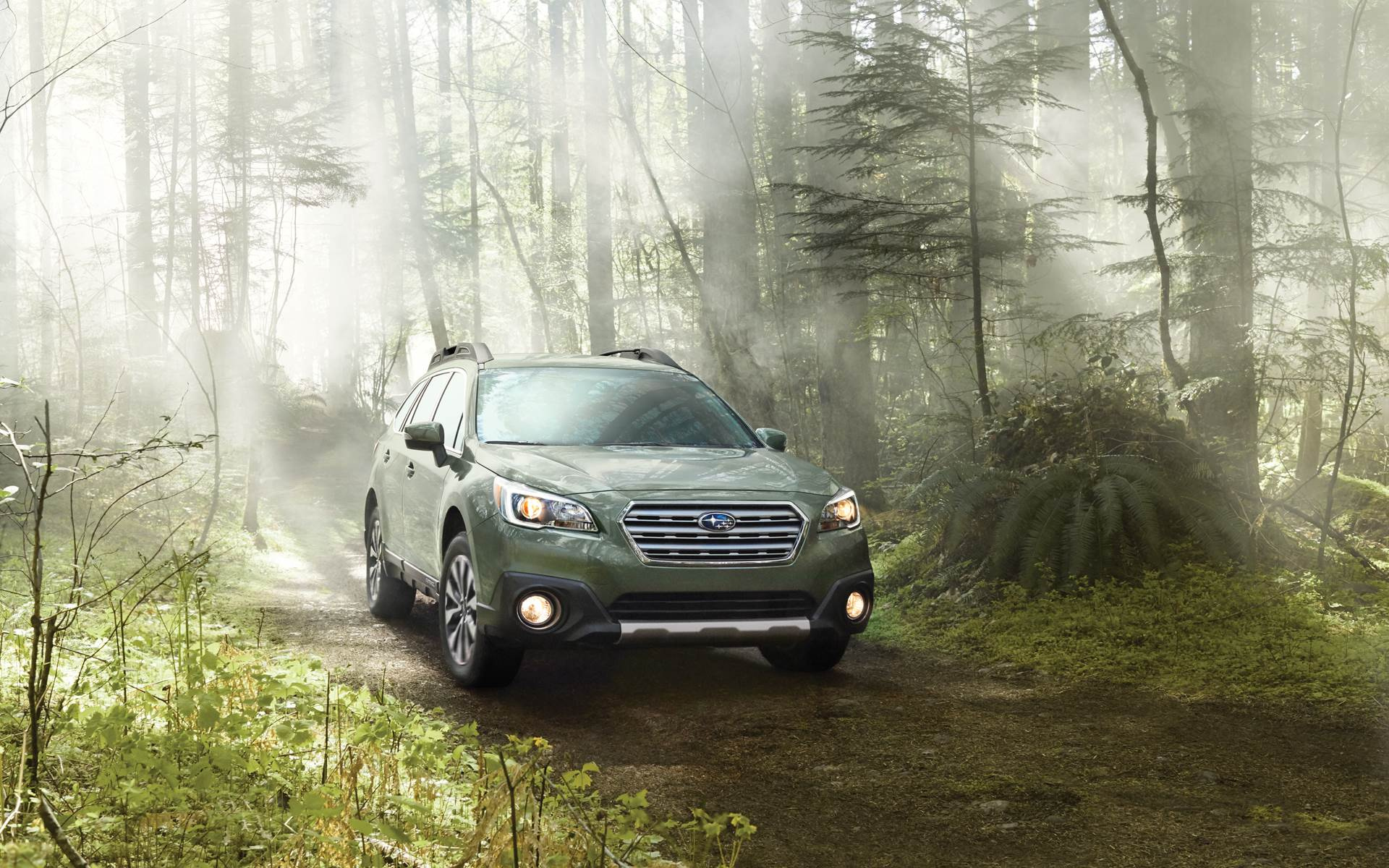 Subaru Outback © Fuji Heavy Industries, Ltd.