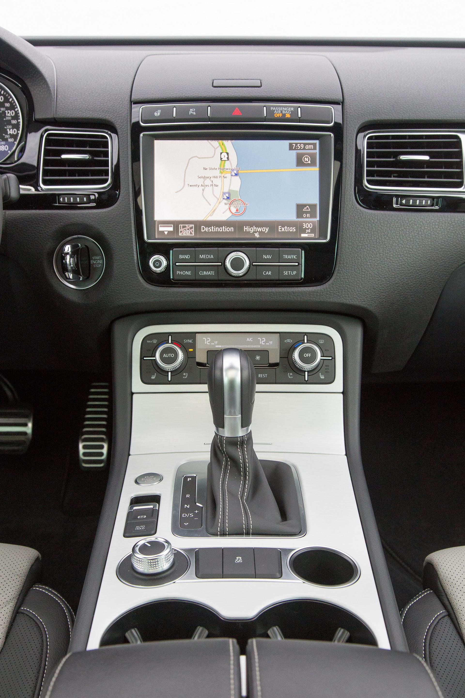 2017 Volkswagen Touareg © Volkswagen AG