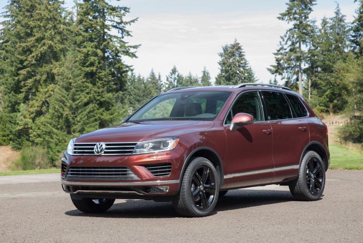 2017 Volkswagen Touareg Review