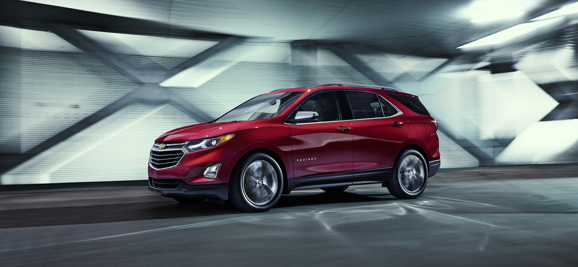 2018 Chevrolet Equinox © General Motors