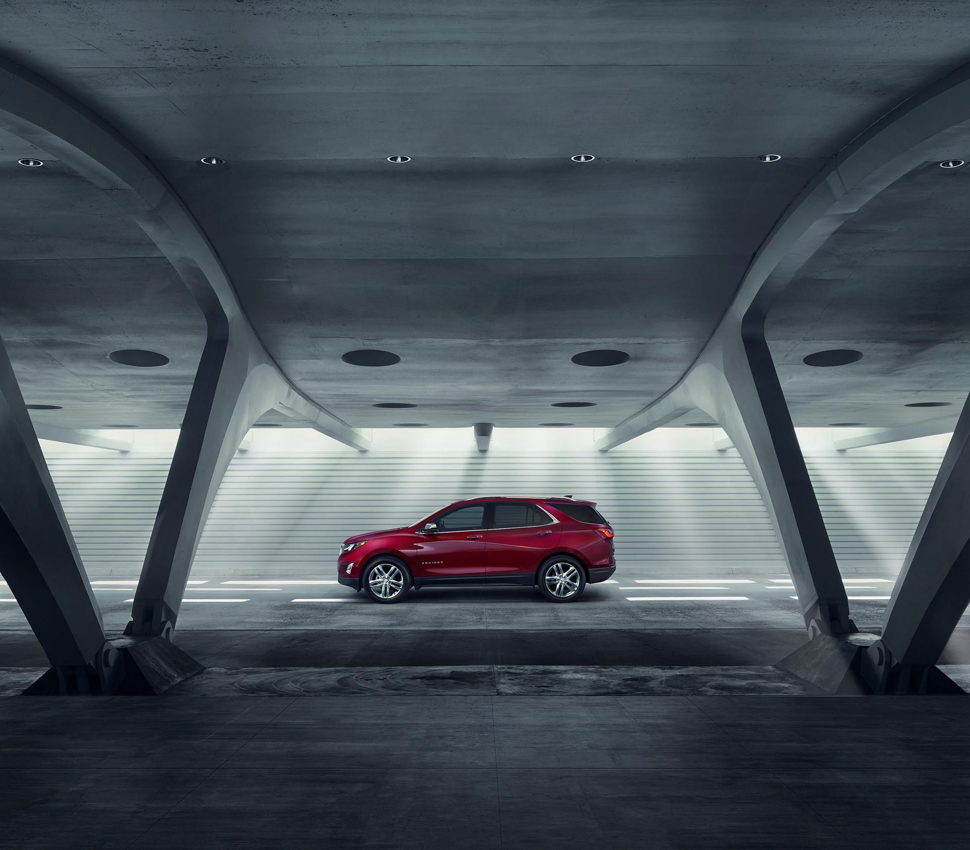 2018 Chevrolet Equinox © General Motors