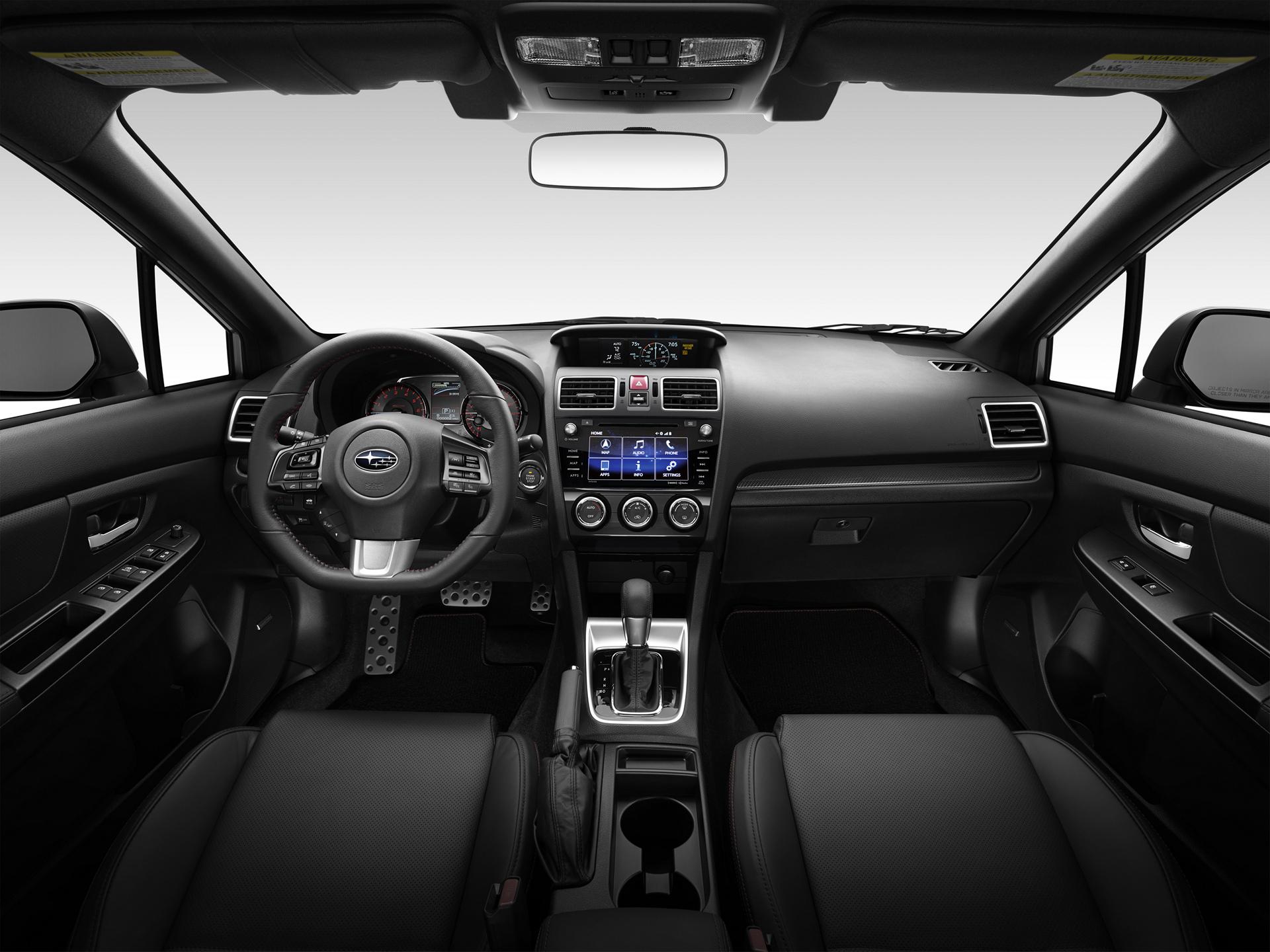2017 Subaru WRX © Fuji Heavy Industries, Ltd.