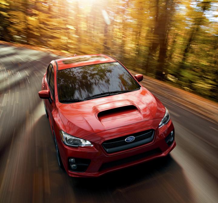 2017 Subaru WRX Review