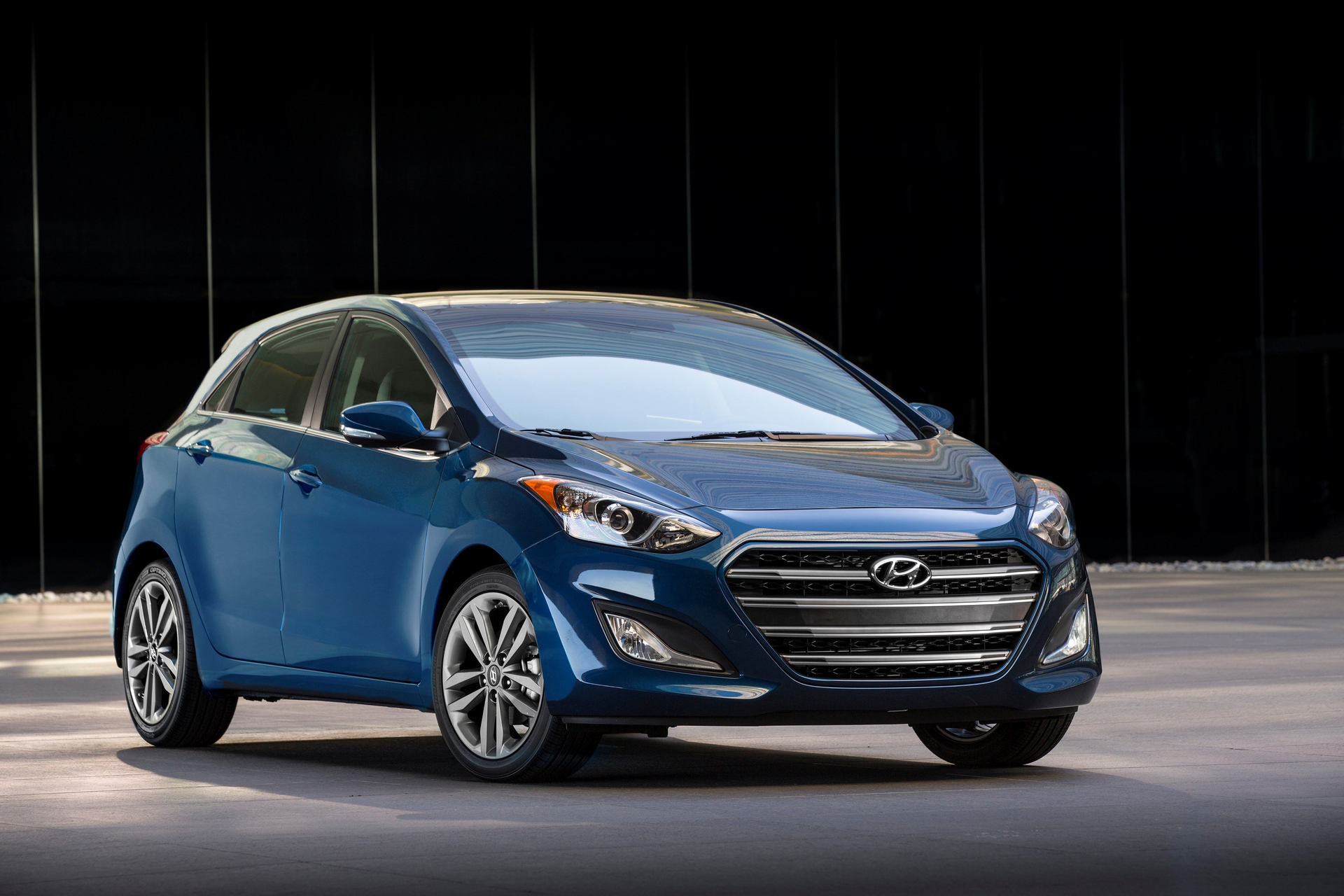 2017 Hyundai Elantra GT © Hyundai Motor Company