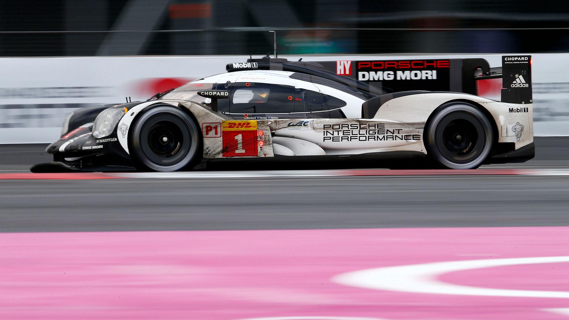 919 Hybrid, WEC © Dr. Ing. h.c. F. Porsche AG