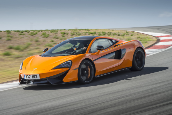 McLaren 570S Coupe Launch 2015 Portimao © McLaren Automotive