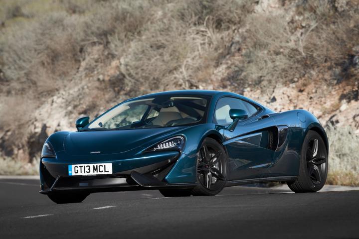 McLaren Returns to Chantilly Arts & Elegance with a Bespoke Model