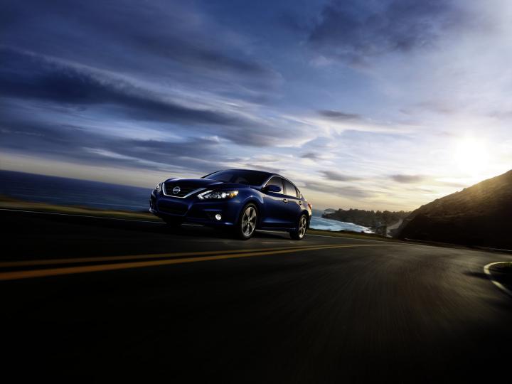 Nissan Announces U.S. Pricing for 2017 Altima