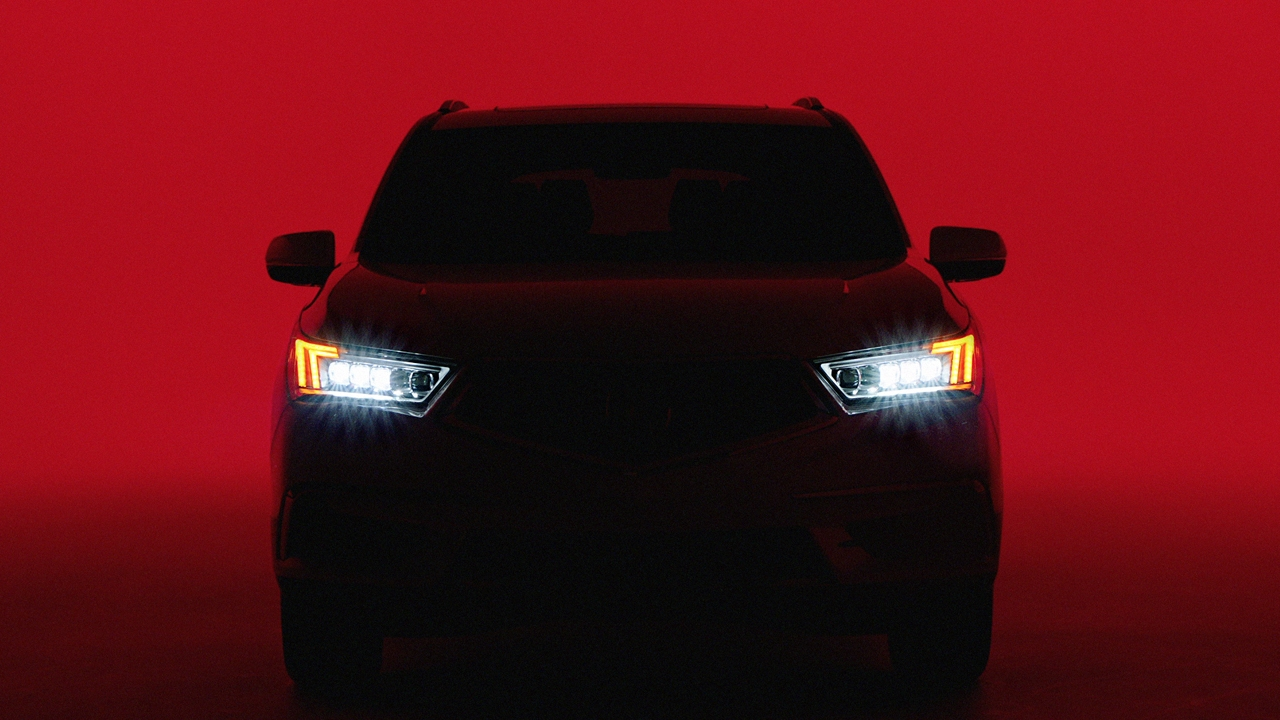 2017 Acura MDX © Honda Motor Co., Ltd.