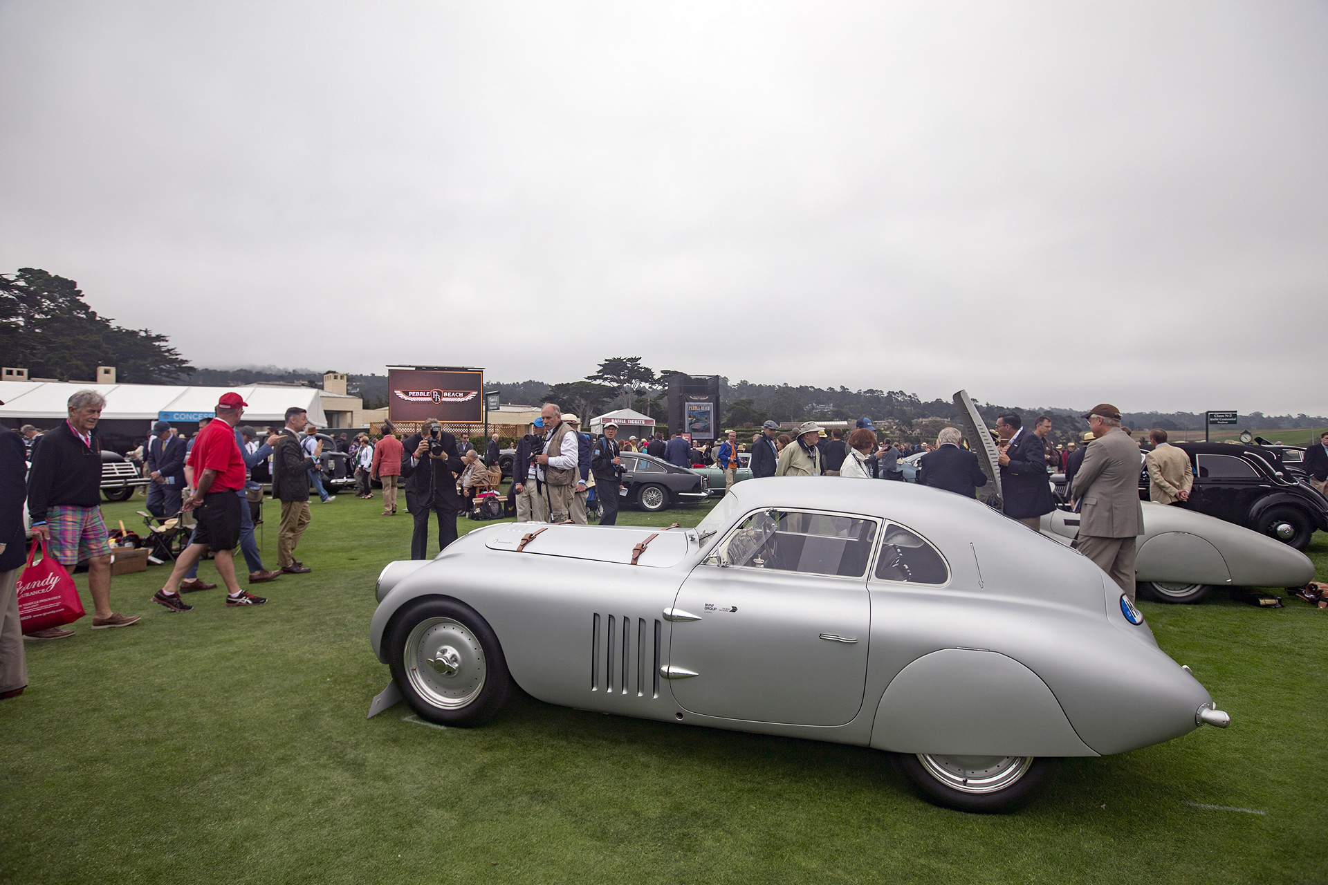 BMW 328 Coupe Mille Miglia © BMW AG