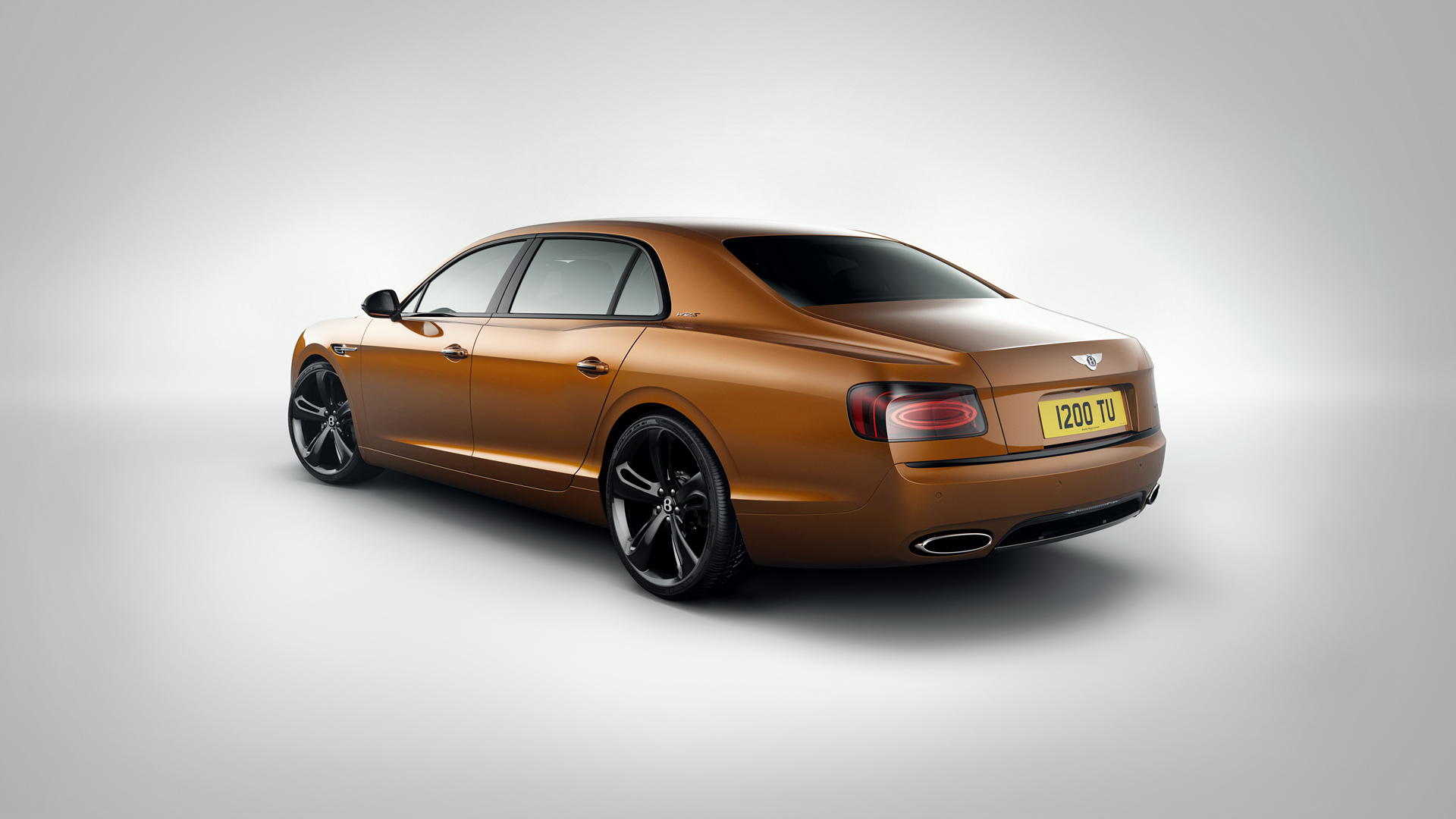 Bentley Flying Spur W12 S © Volkswagen AG