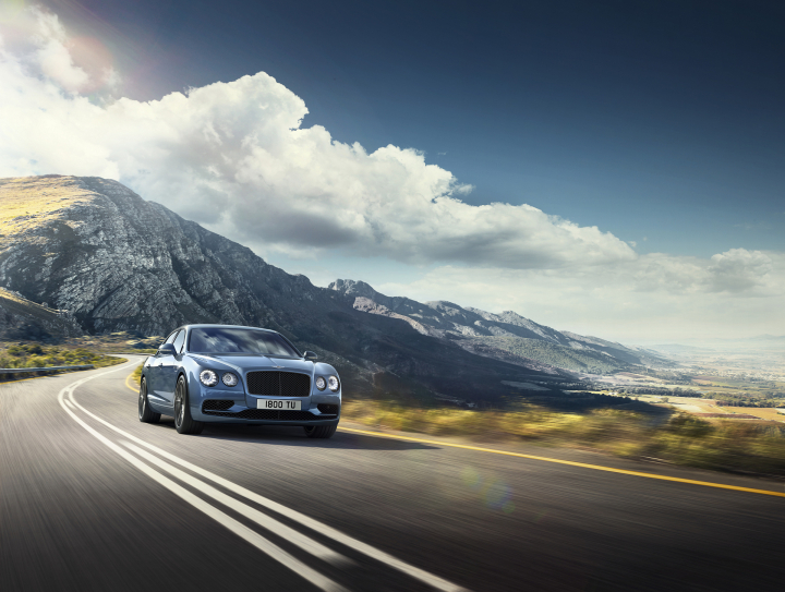 Bentley Flying Spur W12 S Preview