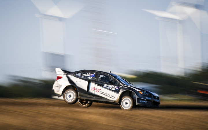 Subaru Rally Team USA Announces Driver Entries for Red Bull GRC