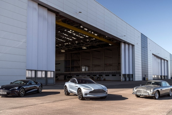 Aston Martin Hires First Employees for Welsh Factory © Aston Martin Lagonda Limited