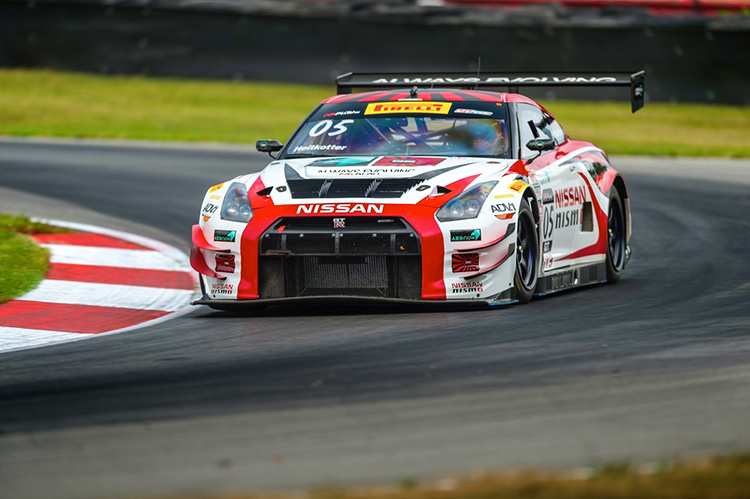 2016 Nissan GT-R NISMO GT3 race car © Nissan Motor Co., Ltd.