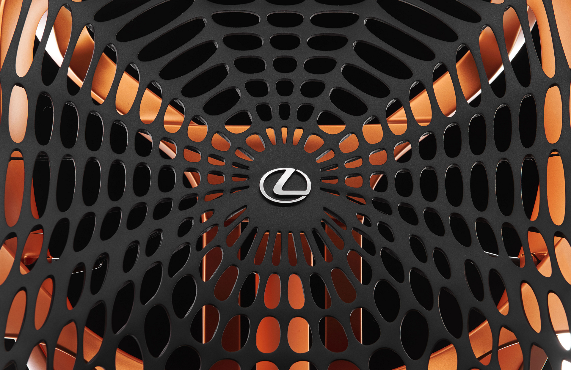 Lexus Kinetic Seat Concept © Toyota Motor Corporation