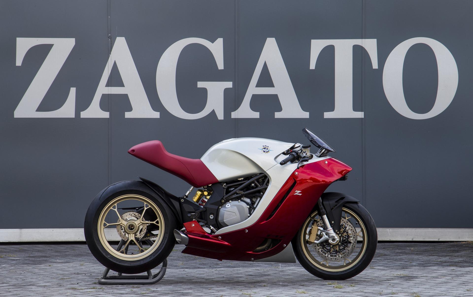 Zagato MV Agusta F4Z © Zagato Milano s.r.l.