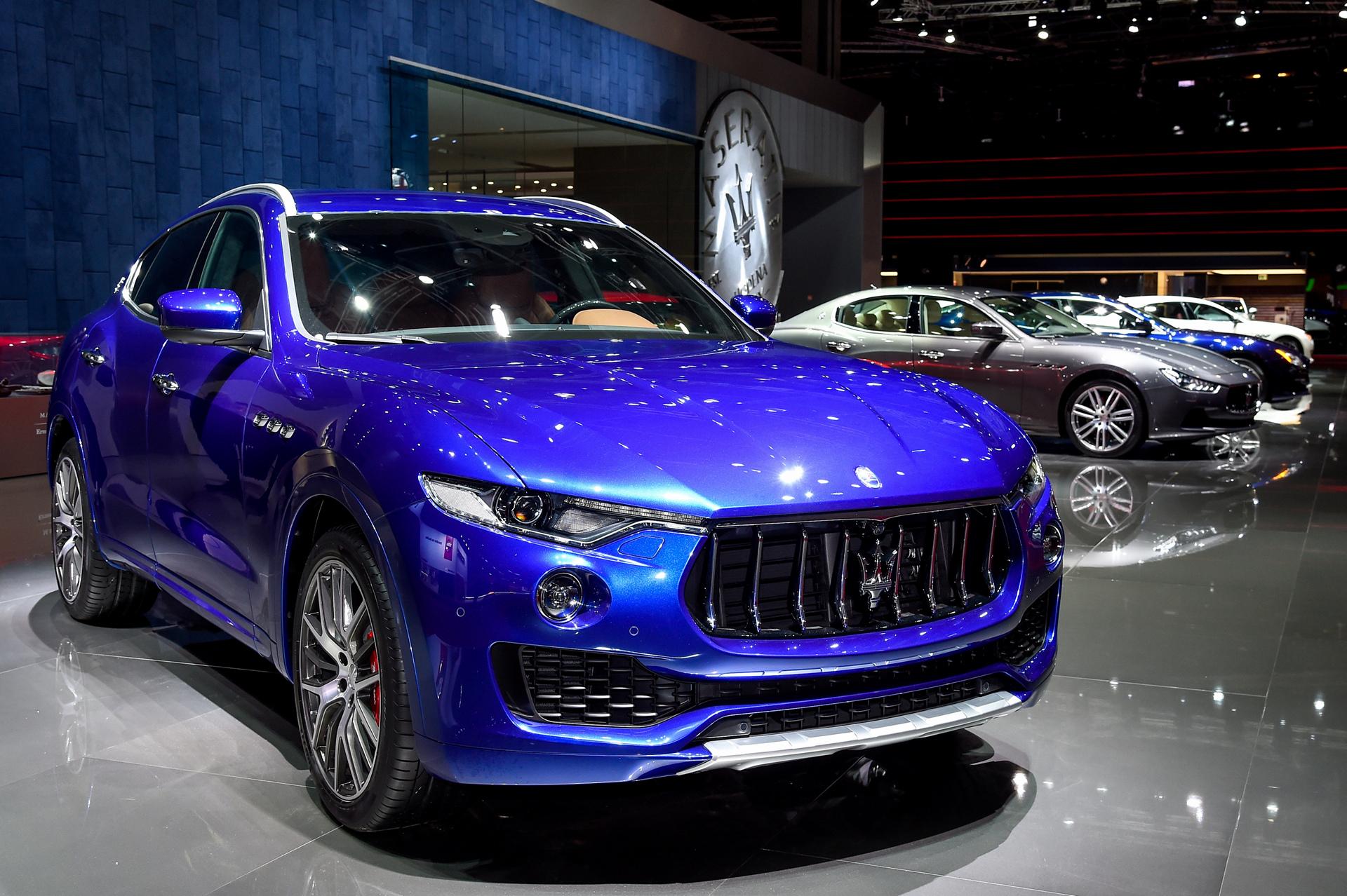 Maserati Levante S © Fiat Chrysler Automobiles N.V.