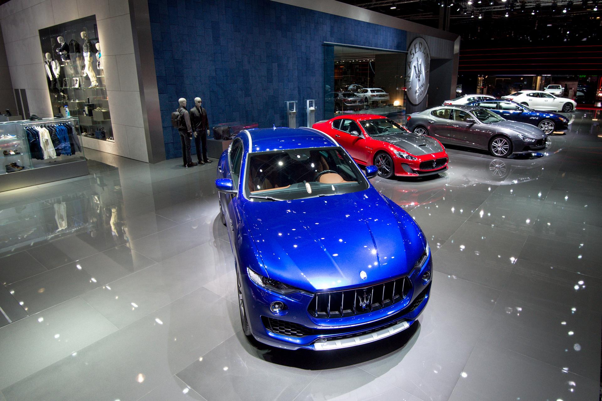 Paris Motor Show © Fiat Chrysler Automobiles N.V.