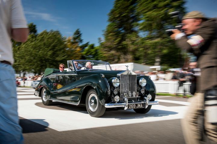 Rolls-Royce Celebrates 2016 Goodwood Revival