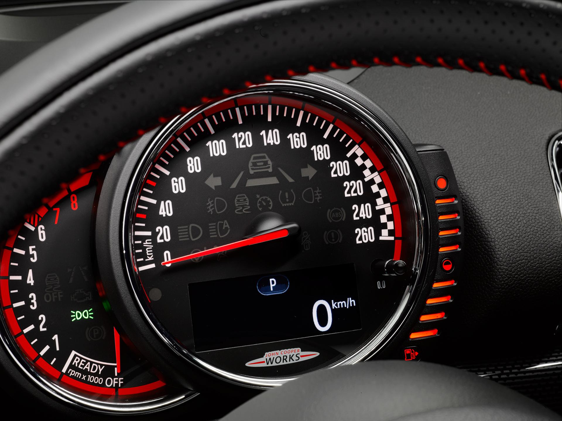 MINI John Cooper Works Clubman © BMW AG