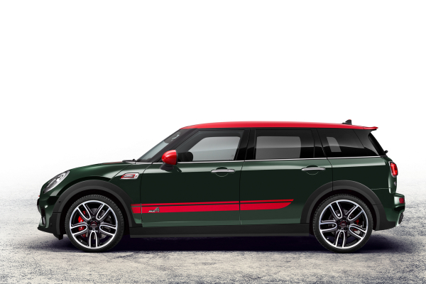 MINI John Cooper Works Clubman © BMW AG