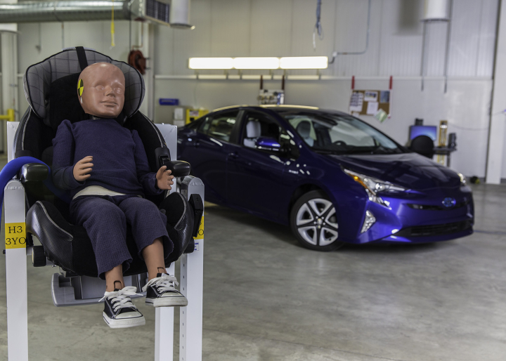 Toyota: Making Child Safety Easier