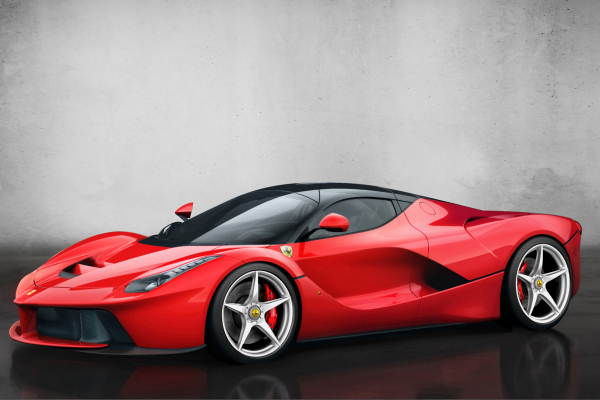 The 500th LaFerrari to be Built to Benefit the People Affected by the Earthquake © Fiat Chrysler Automobiles N.V.