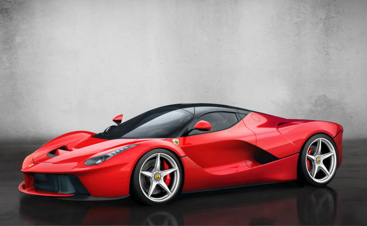 The 500th LaFerrari to be Built to Benefit the People Affected by the Earthquake