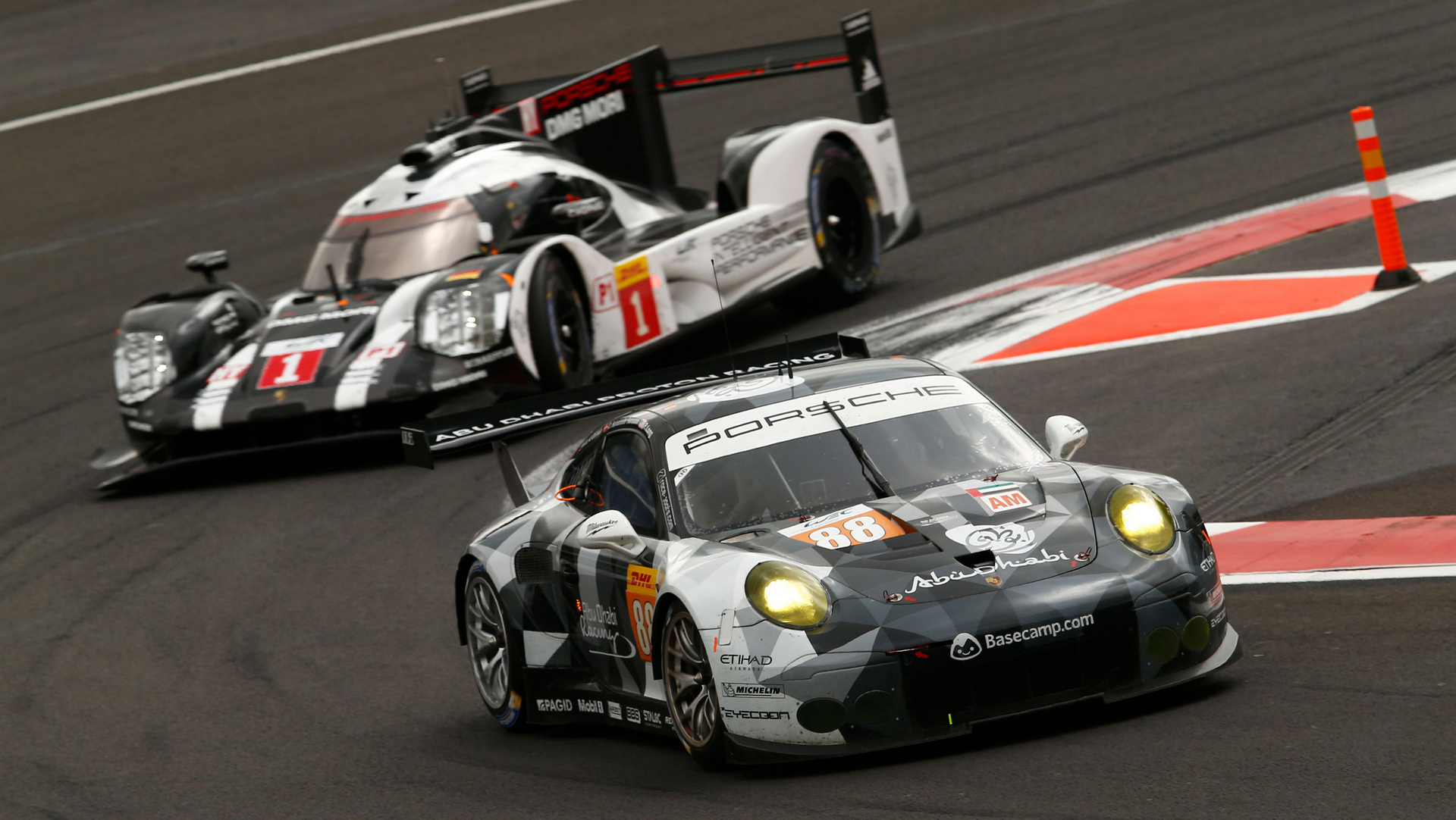 911 RSR, WEC © Dr. Ing. h.c. F. Porsche AG