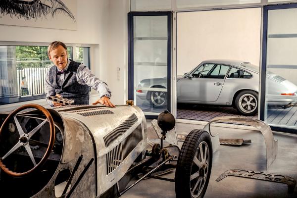 Achim Anscheidt © Dr. Ing. h.c. F. Porsche AG