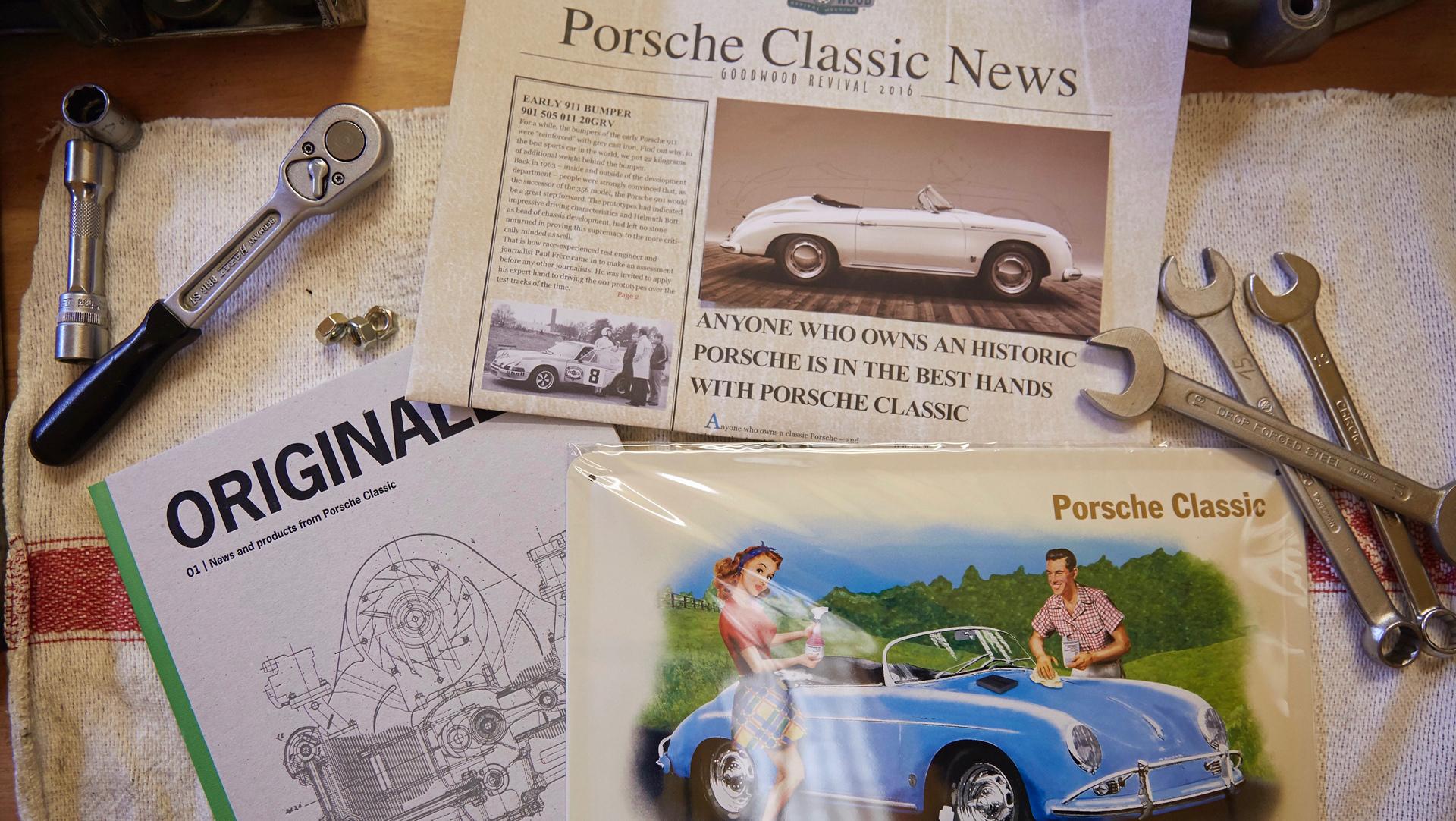 Goodwood Revival © Dr. Ing. h.c. F. Porsche AG