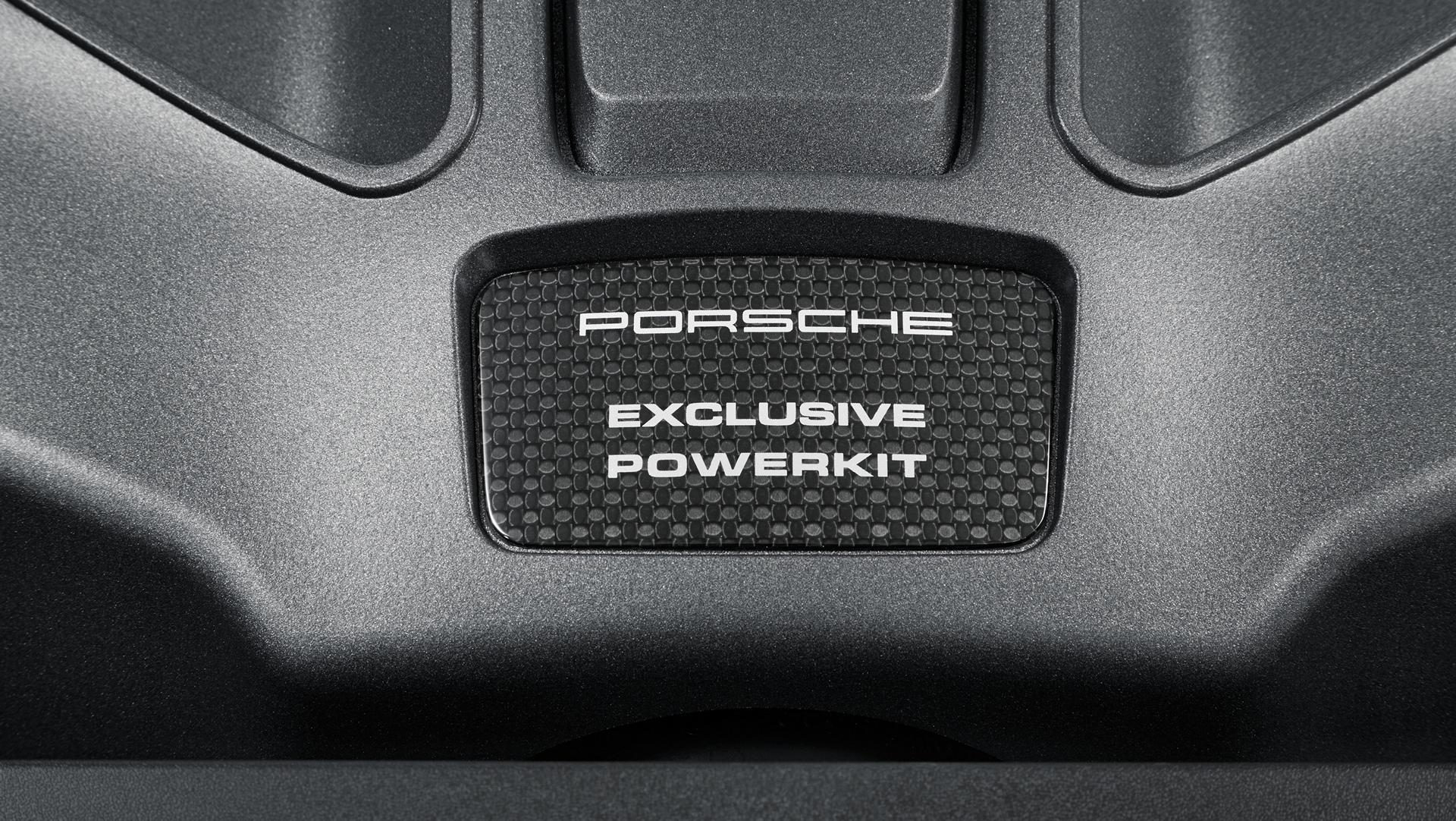 Porsche Macan Turbo © Dr. Ing. h.c. F. Porsche AG