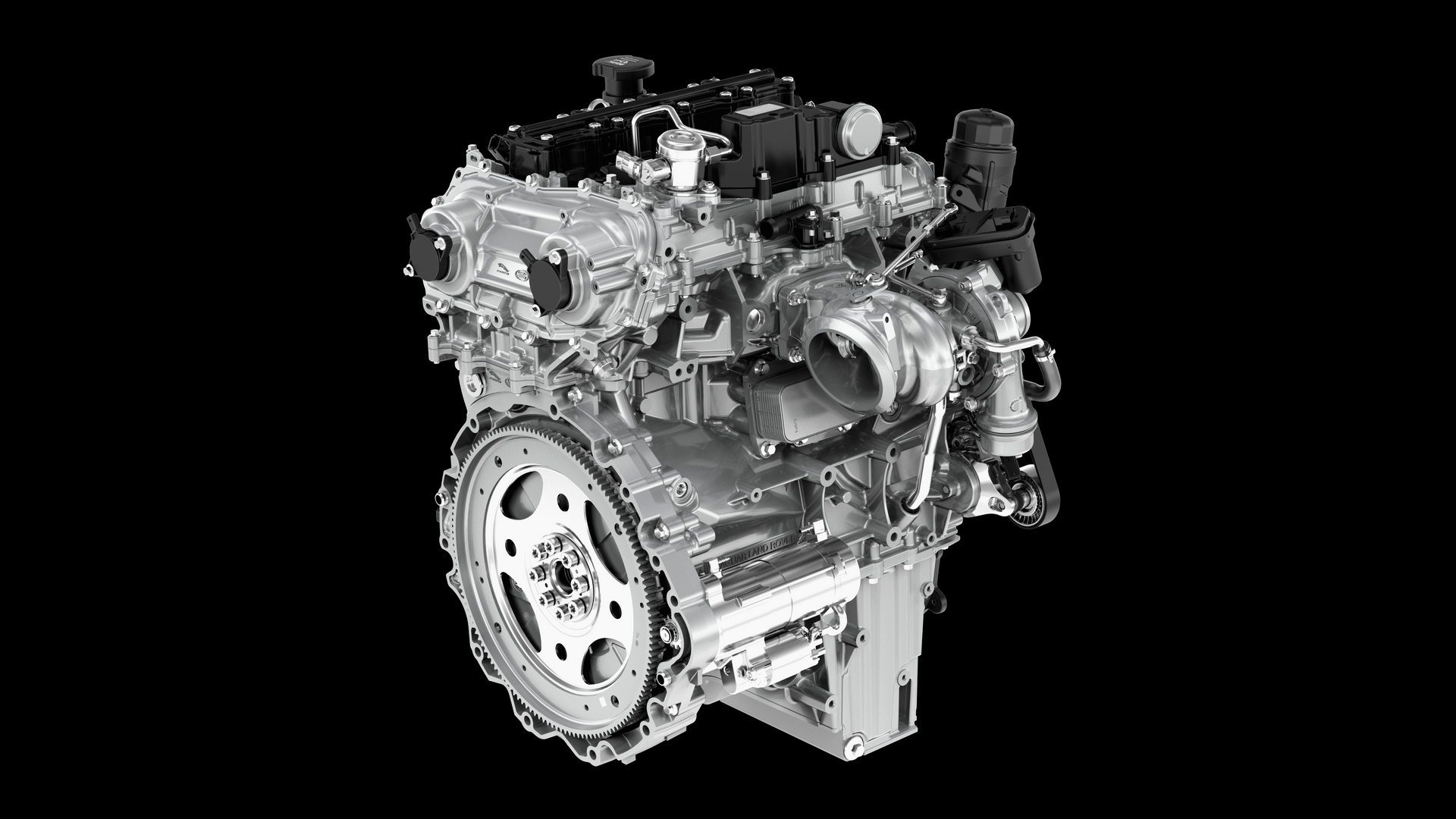 Jaguar Land Rover Expands Ingenium Powertrain Family © Tata Group