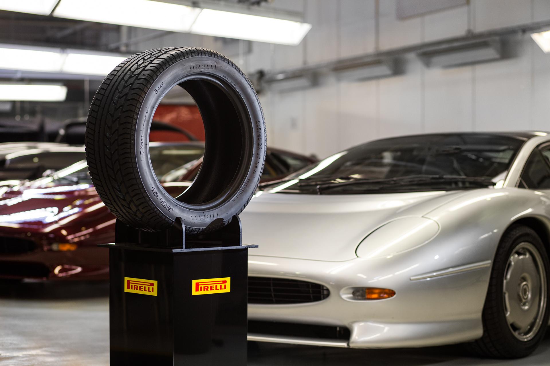 Jaguar Classic Partners Pirelli and Offers Unique Arctic Adventure © Tata Group