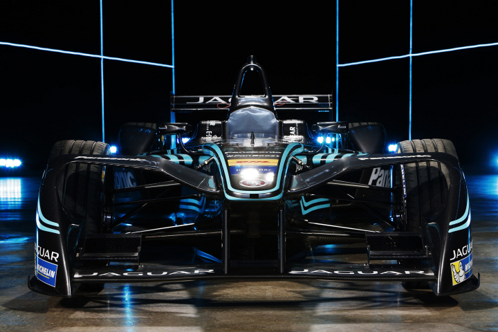 Jaguar Returns to Racing with I-TYPE 1