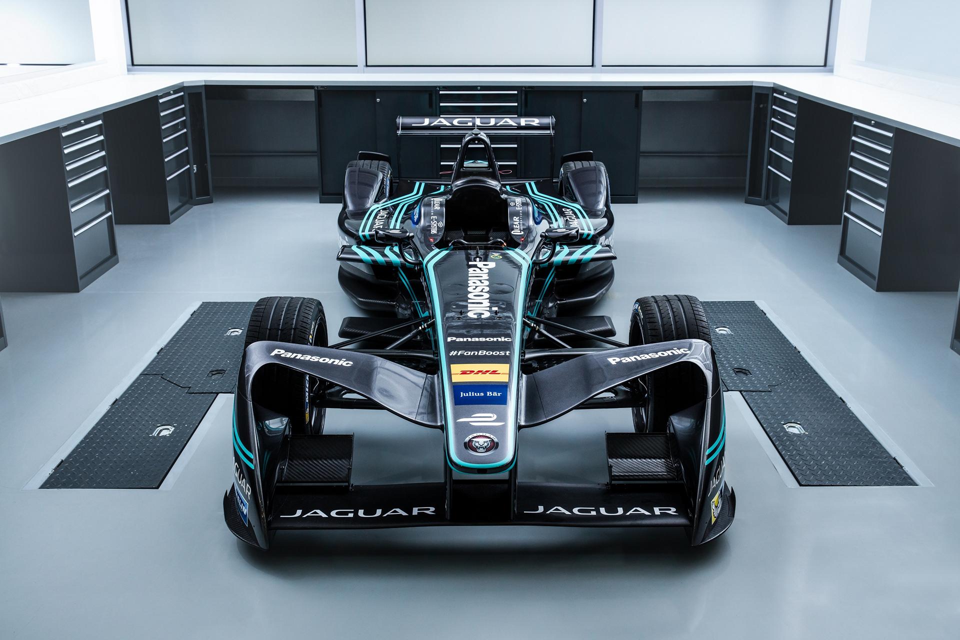 Jaguar I-TYPE 1 © Tata Group