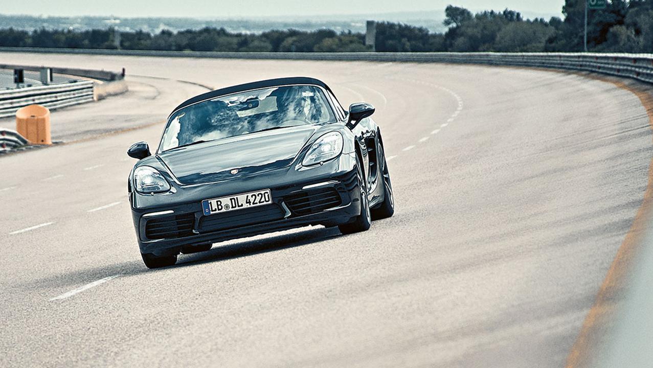 Porsche 718 Boxster © Volkswagen AG
