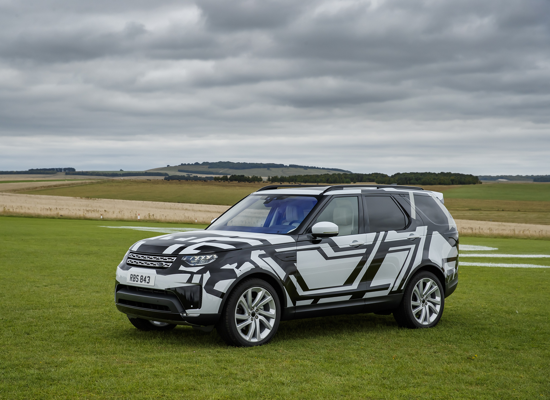 Land Rover Puts World-First Intelligent Seat Fold Technology to Extreme Test… Remotely © Tata Group