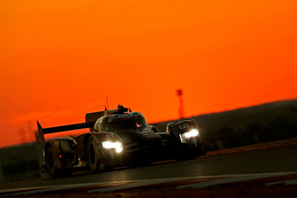 Second place for Audi in WEC round at Austin © Volkswagen AG