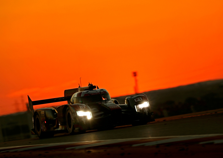 Second place for Audi in WEC round at Austin