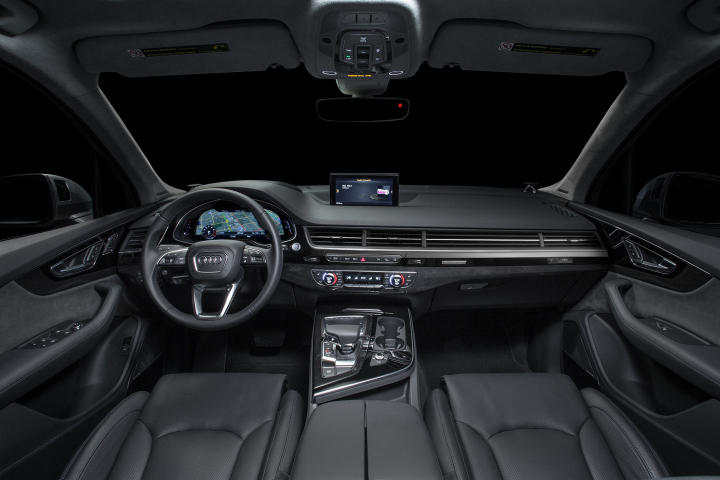 2017 Audi Q7 named one of Wards 10 Best User Experiences