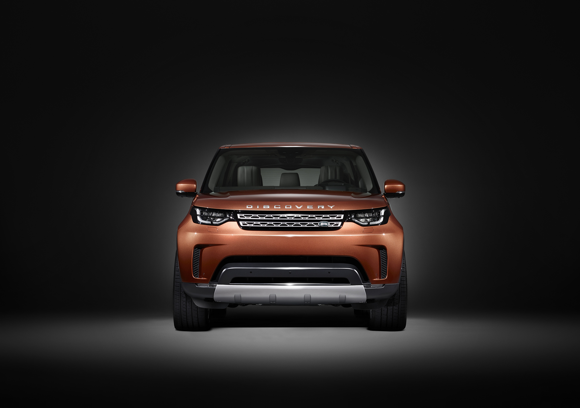 Land Rover Discovery © Tata Group