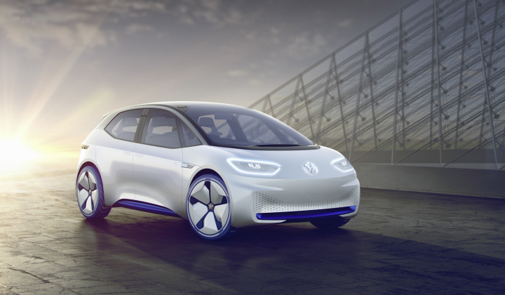Volkswagen I.D. – The World Premiere