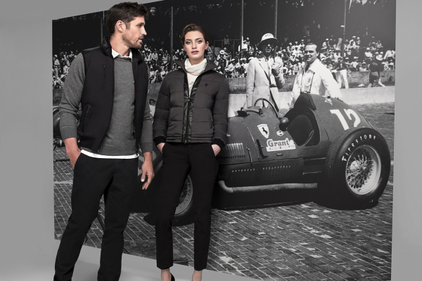 The new Ferrari collection © Fiat Chrysler Automobiles N.V.