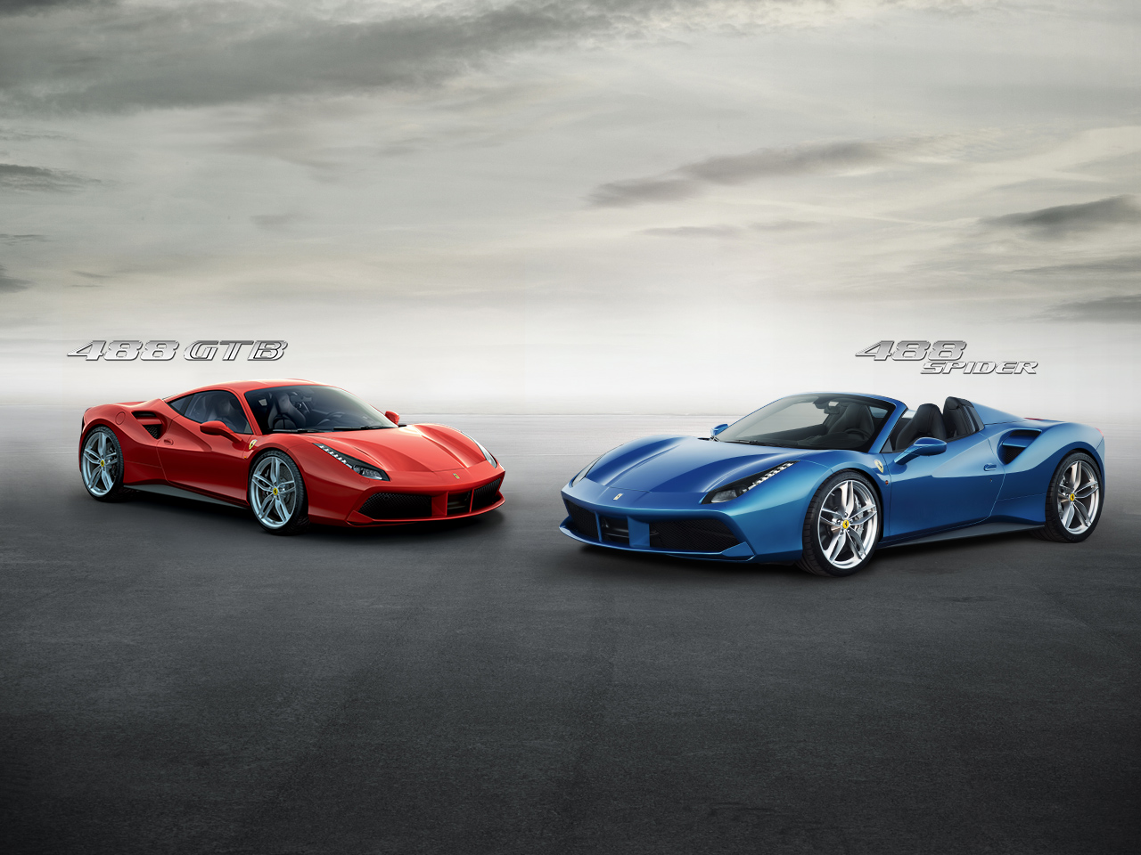 A Double Victory for Ferrari in the 2016 Sport Auto Awards © Fiat Chrysler Automobiles N.V.